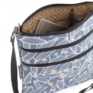 Mimosa Triple Zip Crossbody