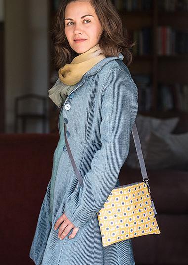 Nicky James Medium Crossbody Bag